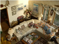 A Rabbit Creek B And B  Antique Gallery, Anchorage, Alaska, relaxing bed & breakfasts and hotels in Anchorage