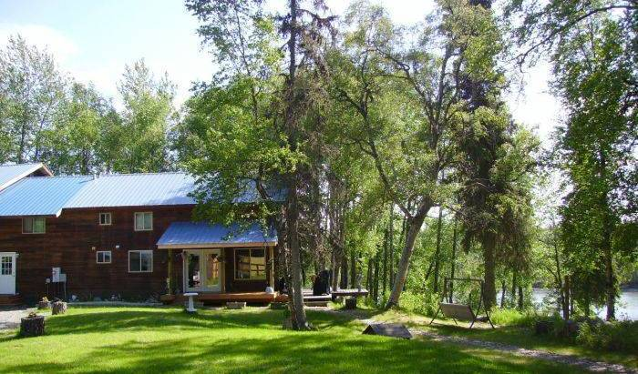 Alaska Riverview Lodge - Search for free rooms and guaranteed low rates in Kasilof 24 photos