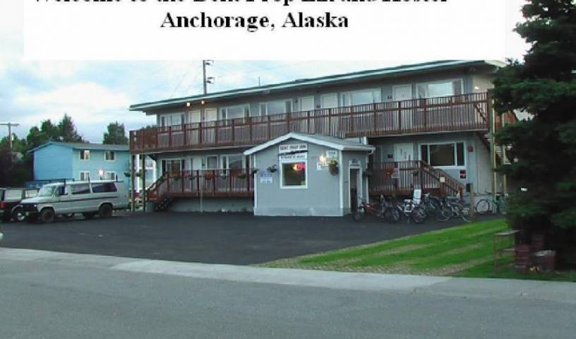 Bent Prop Inn - Search available rooms and beds for hostel and hotel reservations in Anchorage, backpacker hostel 5 photos
