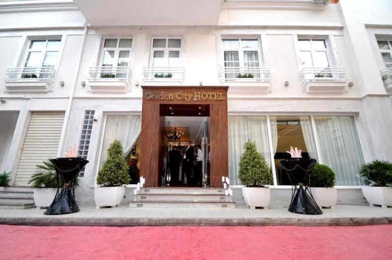 Golden City Hotel, Tirana, Albania, Albania hostellit ja hotellit