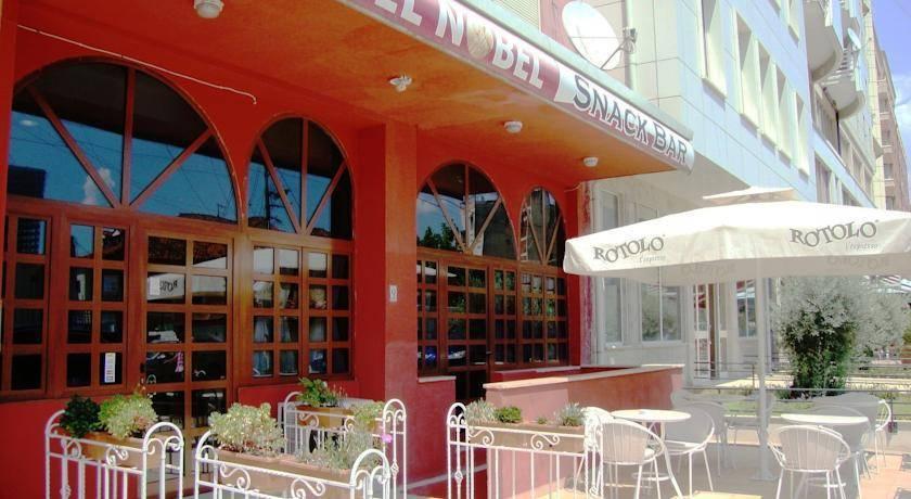 Nobel Hotel, Tirana, Albania, Albania cama y desayuno y hoteles