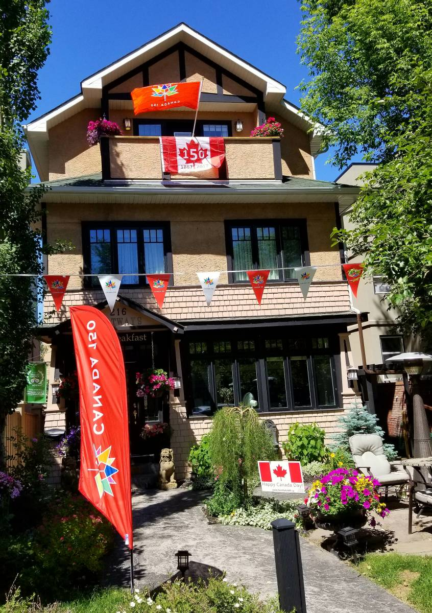 Calgary Westways, Calgary, Alberta, Alberta hostels and hotels