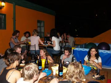 Baluch Backpackers Hostel, Cordoba, Argentina, Argentina hostels and hotels
