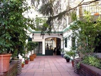 Caseron Porteno, Buenos Aires, Argentina, book hostels and backpackers now with IWBmob in Buenos Aires