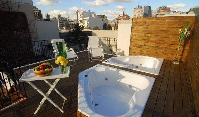 Aura Suites Boutique Hotel -  Buenos Aires, Recoleta, Argentina bed and breakfasts and hotels 5 photos
