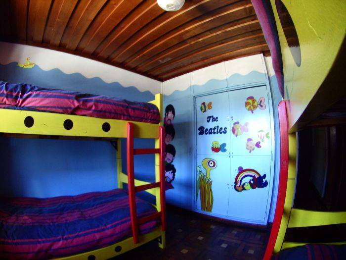 Hostel Achalay, San Carlos de Bariloche, Argentina, best places to stay in town in San Carlos de Bariloche