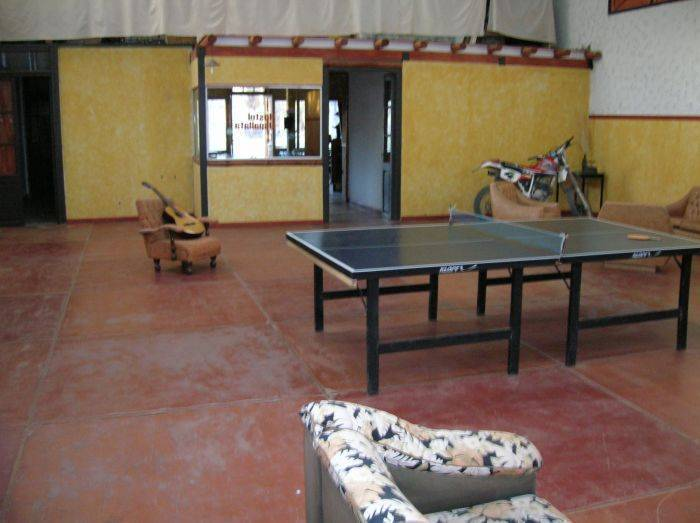 Hostel Internacional Uspallata, Uspallata, Argentina, hostels with rooftop bars and dining in Uspallata