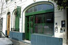 Hostel Nomade II, Buenos Aires, Argentina, book hostels and backpackers now with IWBmob in Buenos Aires