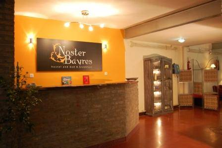 Noster Bayres Hostel and BednBreakfast, Buenos Aires, Argentina, best places to eat near my youth hostel or backpackers in Buenos Aires