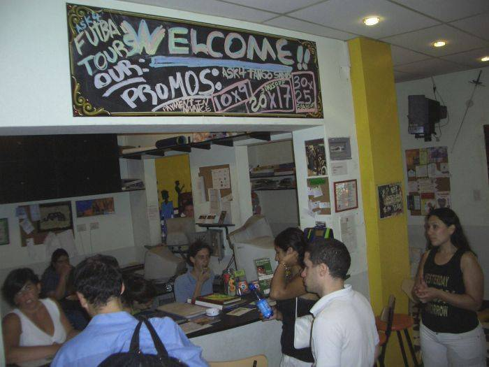 San Telmo Hostel, Buenos Aires, Argentina, youth hostels with kitchens and microwave in Buenos Aires