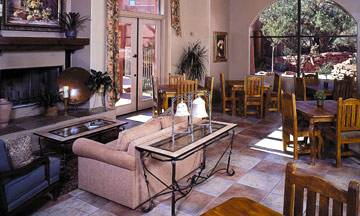 Alma De Sedona Inn, West Sedona, Arizona, hotels and backpacking in West Sedona