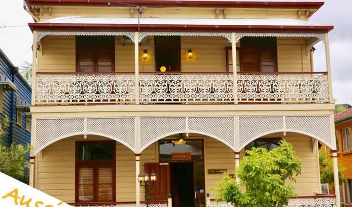 Aussie Way Hostel -  Brisbane 23 photos
