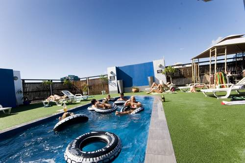 Global Backpackers Central, Cairns, Australia, Australia hostels and hotels