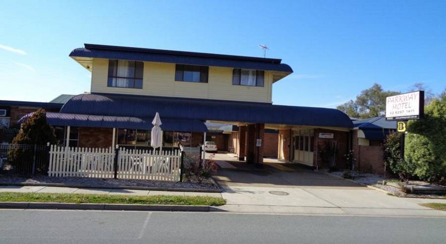Parkway Motel, Queanbeyan, Australia, Australia hostels and hotels