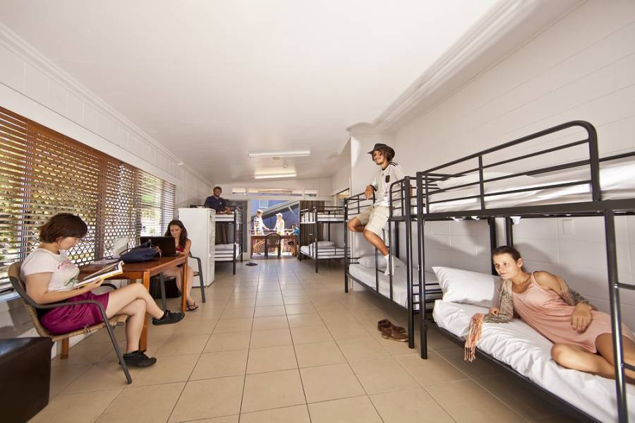 The Jack Backpackers, Cairns, Australia, Australia hostels and hotels