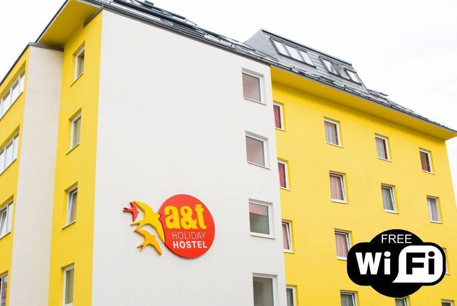 Aandt Holiday Hostel, Vienna, Austria, browse photos and reviews, and book a unique hostel or bed and breakfast in Vienna