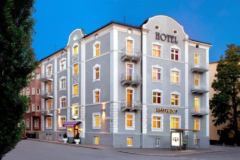 Atel Hotel Lasserhof, Salzburg, Austria, Austria bed and breakfasts and hotels