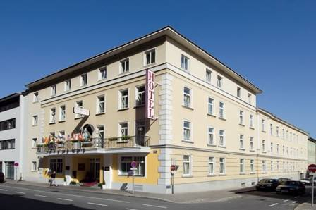 Goldenes Theater Hotel, Salzburg, Austria, Austria hostels and hotels