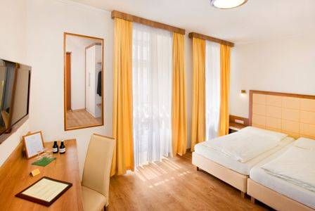 Goldenes Theater Hotel, Salzburg, Austria, safest countries to visit, safe and clean hostels in Salzburg