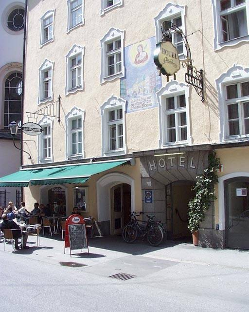 Hotel Amadeus, Salzburg, Austria, Austria hostels and hotels