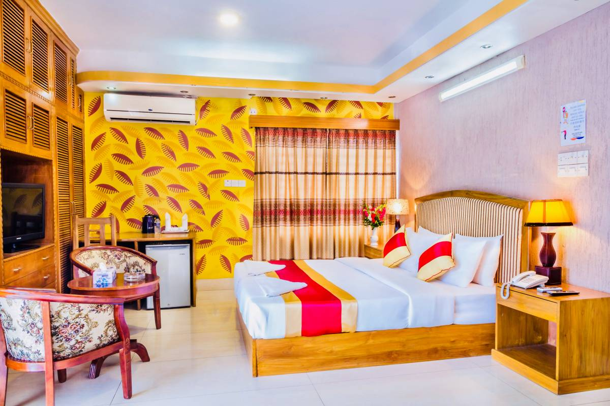 Hotel Citrus Ltd., Dhaka, Bangladesh, best hostels for singles in Dhaka