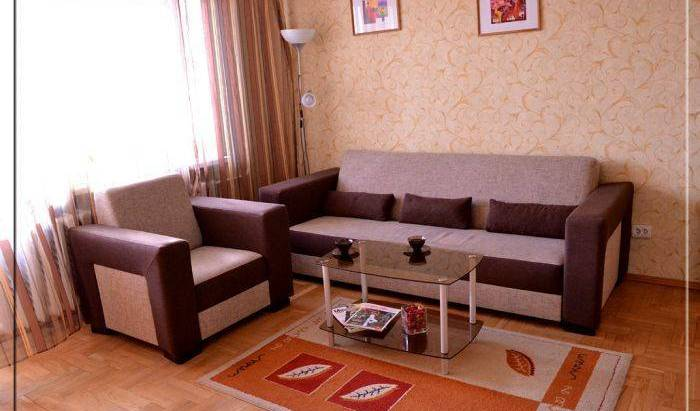 Nemiga Lux - Search available rooms and beds for hostel and hotel reservations in Minsk, cheap hostels 7 photos