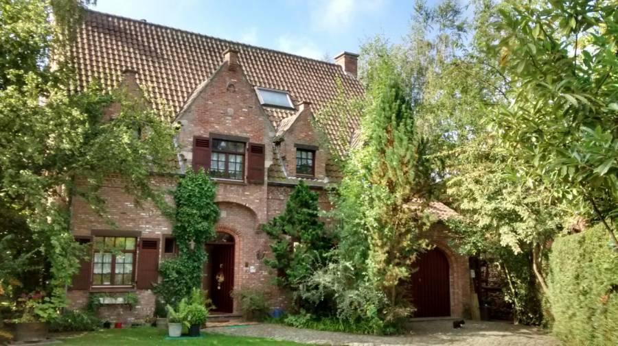 BnB 't Nieuw Lijsternest, Sint-Pieters-Woluwe, Belgium, Belgium hostellit ja hotellit