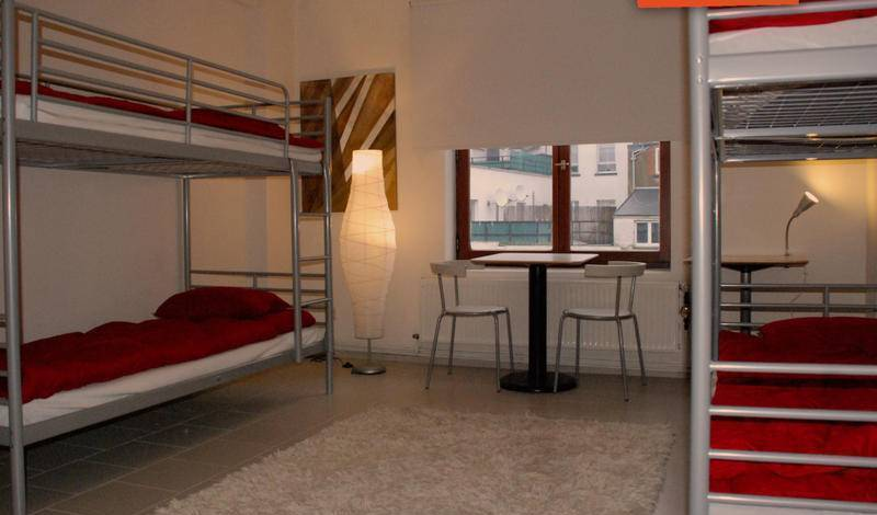 Brussels Miss Hostel - Search for free rooms and guaranteed low rates in Brussels, youth hostel 1 photo