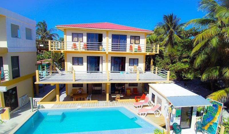 The Club at Caye Caulker - Get cheap hostel rates and check availability in Caye Caulker 11 photos