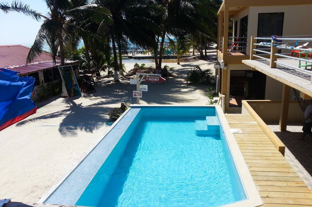 The Club at Caye Caulker, Caye Caulker, Belize, guaranteed best price for hostels and backpackers in Caye Caulker