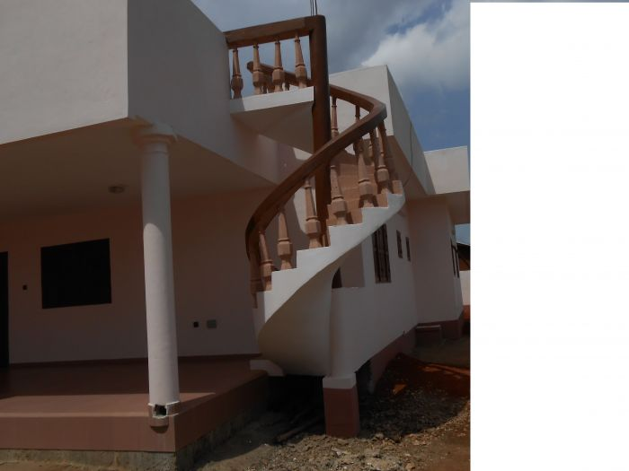 Hotel Crespin, Abomey, Benin, Benin hostels and hotels