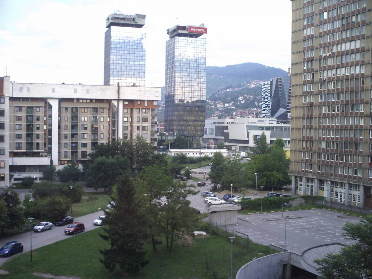 Hostel Marin Dvor, Sarajevo, Bosnia and Herzegovina, Bosnia and Herzegovina bed and breakfasts and hotels