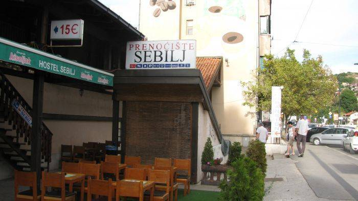 Hostel Sebilj, Sarajevo, Bosnia and Herzegovina, Bosnia and Herzegovina bed and breakfasts ja hotellit