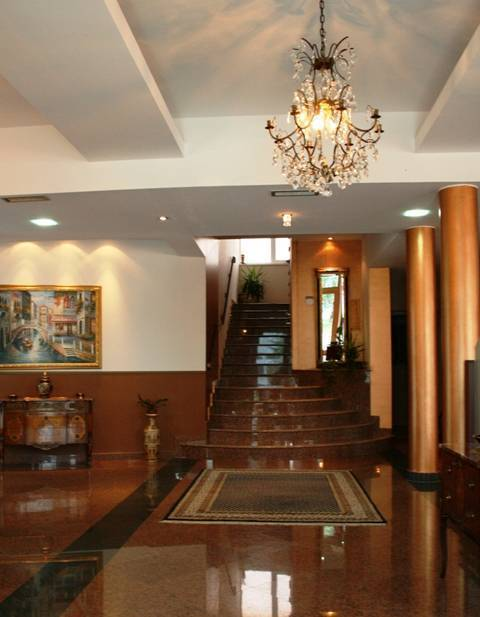 Hotel Octagon, Sarajevo, Bosnia and Herzegovina, Bosnia and Herzegovina hostels and hotels