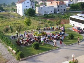 Villa Via Pacis, Medjugorje, Bosnia and Herzegovina, outstanding holidays in Medjugorje