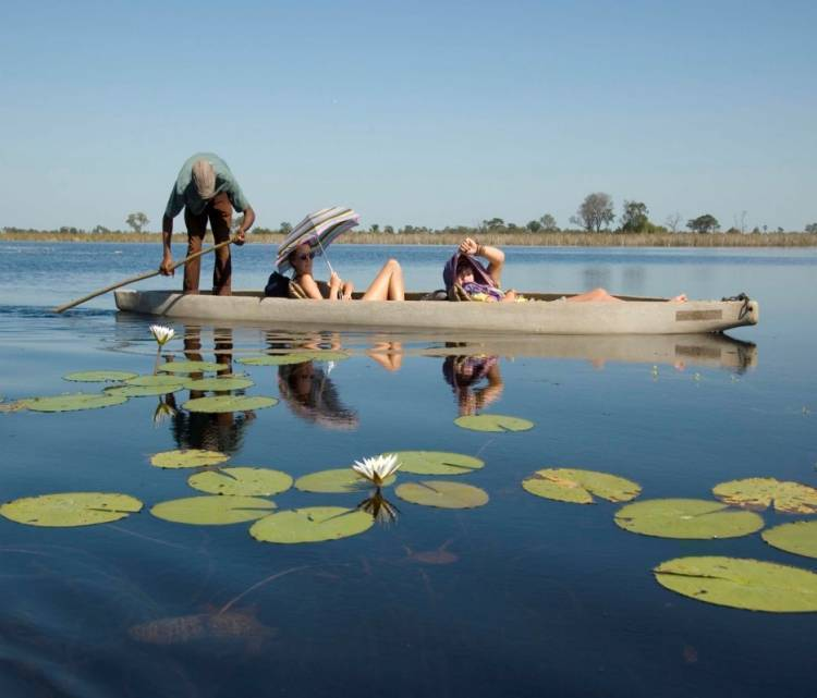 Nani Holiday Home, Maun, Botswana, popular locations with the most hostels in Maun