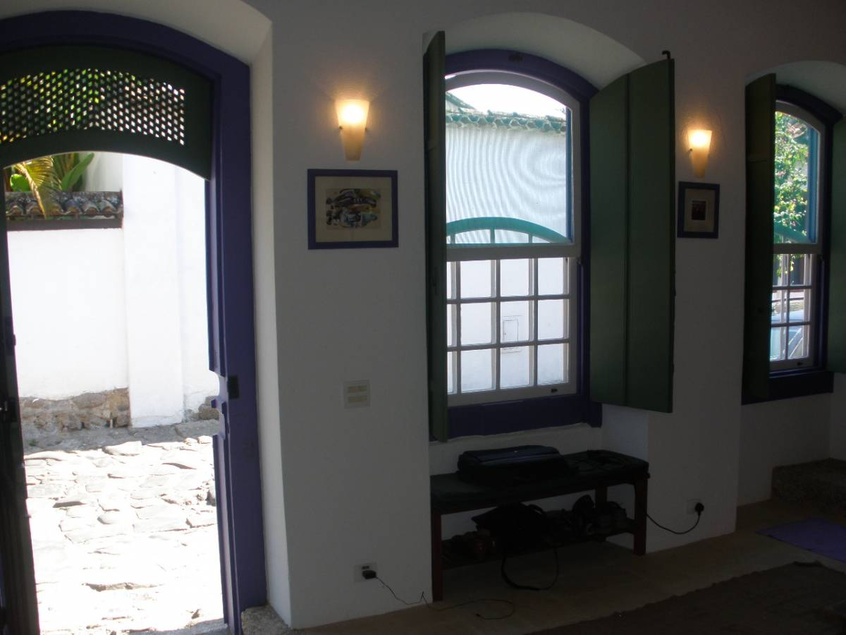 A Casa de Paulo Autran, Paraty, Brazil, hostel deal of the year in Paraty