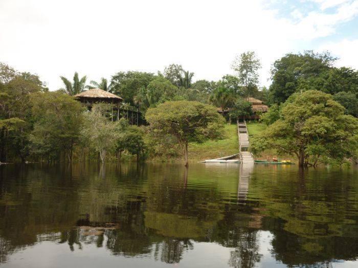 Amazon Tupana Jungle Lodge, Manaus, Brazil, Brazil bed and breakfasts and hotels