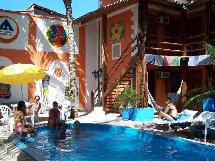 Arraial d'Ajuda Hostel, Porto Seguro, Brazil, Brazil bed and breakfasts and hotels