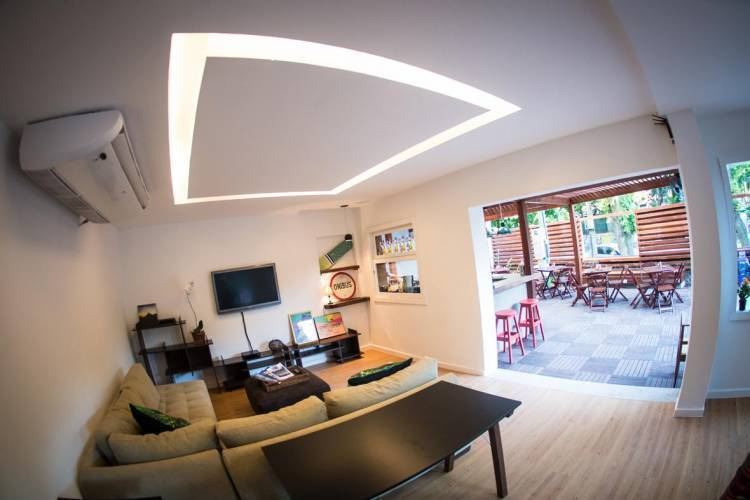 Botanic Hostel, Rio de Janeiro, Brazil, we guarantee the lowest price for your hostel in Rio de Janeiro