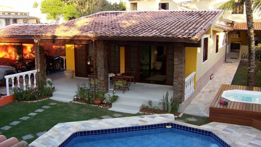 Casa Dois Gatos Bed and Breakfast, Cabo Frio, Brazil, Brazil bed and breakfasts and hotels