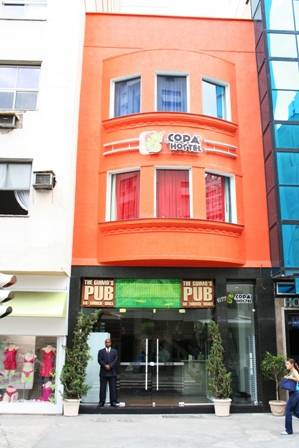 Copa Hostel, Rio de Janeiro, Brazil, Brazil bed and breakfasts and hotels