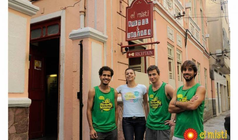 El Misti Hostel - Search available rooms and beds for hostel and hotel reservations in Rio de Janeiro 8 photos