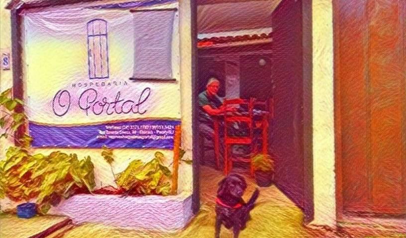 Hospedaria O Portal 15 photos