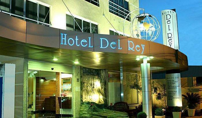 Hotel del Rey - Get cheap hostel rates and check availability in Foz do Iguacu 18 photos