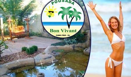 Hotel Pousada Bon Vivant -  Cabo Frio, how to spend a holiday vacation in a bed & breakfast 7 photos