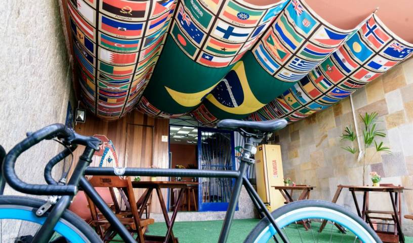 Maracana Hostel Vila Isabel, Rio de Janeiro, Brazil bed and breakfasts and hotels 27 photos