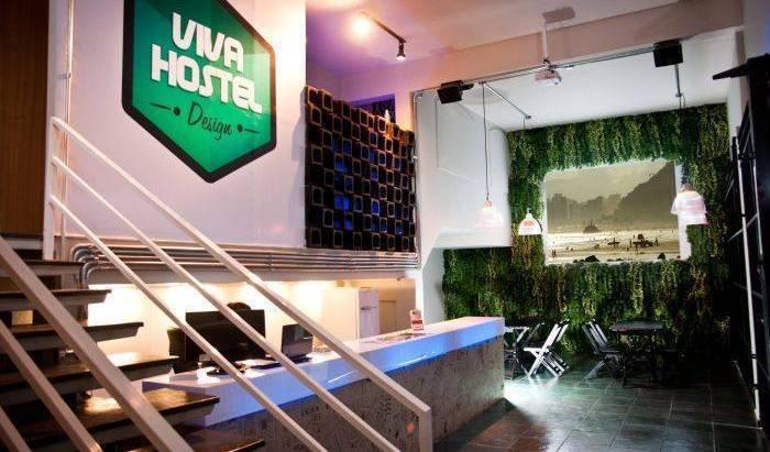 Viva Hostel Design -  Sao Paulo 18 photos