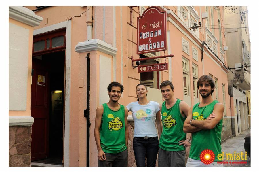 El Misti Hostel, Rio de Janeiro, Brazil, Brazil bed and breakfasts and hotels