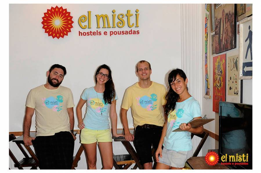 El Misti House, Copacabana, Brazil, Brazil bed and breakfasts and hotels